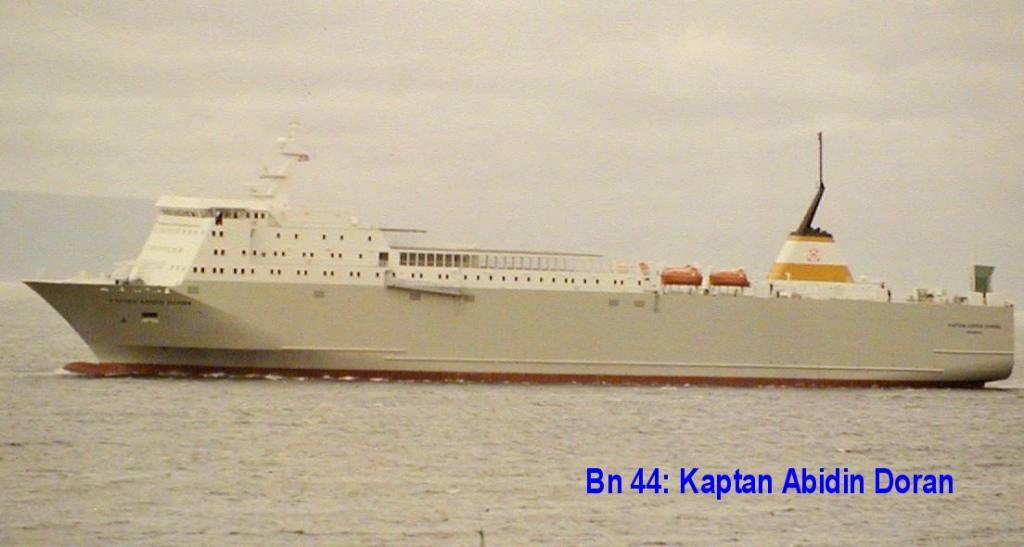 BN44_Kaptan Abidin Doran