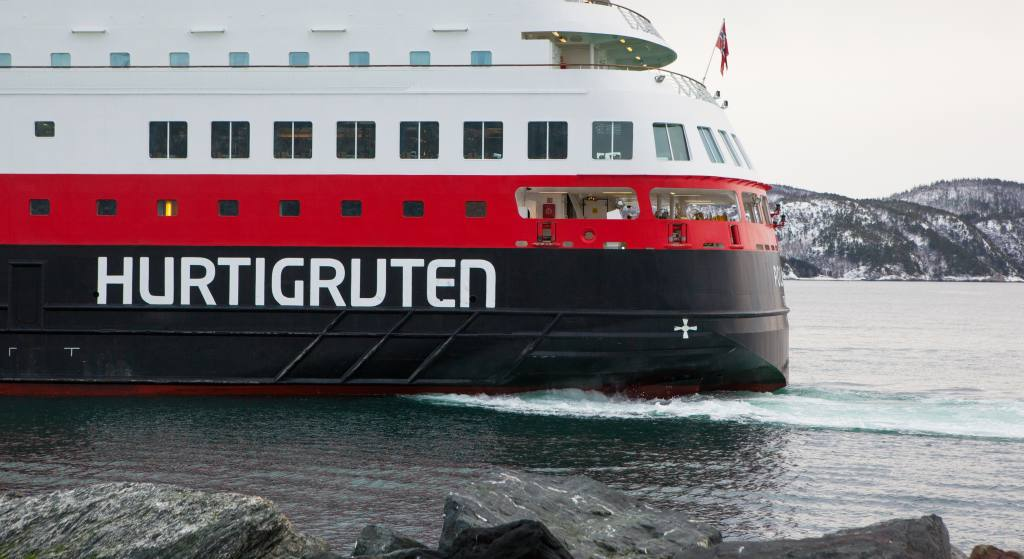 Hurtigruten-top picture REfurbishment